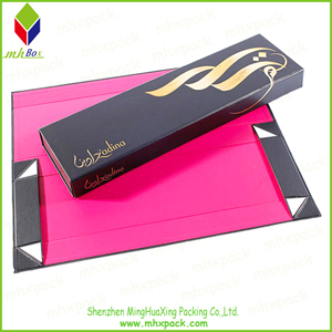 Customized Printed Foldable Gift Packaging Paper Box