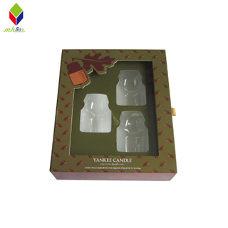 Custom Rigid Drawer Packaging Paper Cardboard Gift Boxes