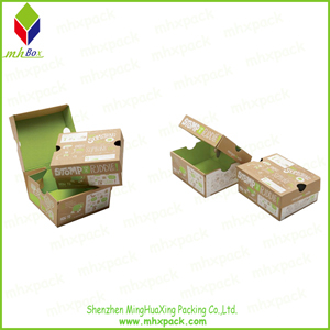 Unique Soap Packing Paper Folding Box