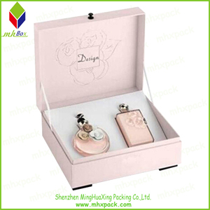 Rigid Paper Perfume Gift Folding Box