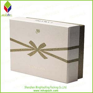 Elegant Packing Paper Gift Chocolate Box