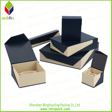 High-End Paper Packaging Box for Set Jewelry