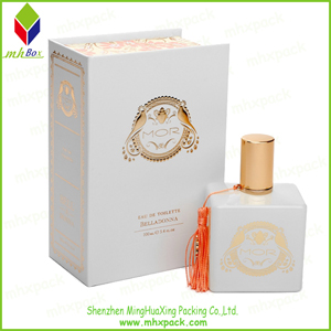 High-End Book Style Paper Packaging Gift Box