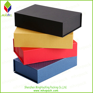Magnetic Closure Gift Folding Box
