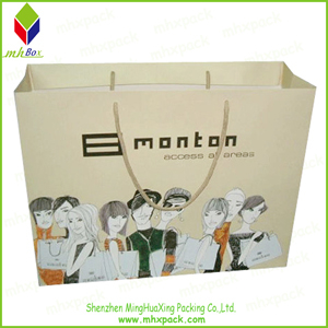 Fashion Printing Paper Packaging Shopping Bag