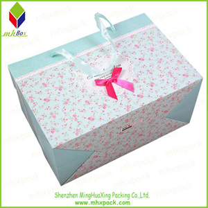 Popular Packing Travel Paper Carry Bag