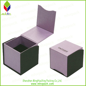 Square Small Jewellery Packaging Paper Box